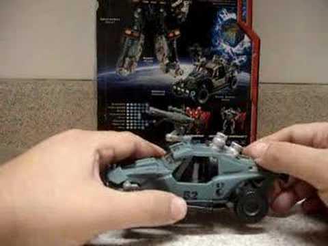 Transformers AllSpark Power Landmine Review