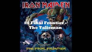 RANKING ALL IRON MAIDEN ALBUMS #16 - #1
