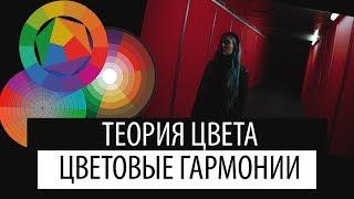 Основы цветовой теории за 5 минут! | Как сочетать цвета?