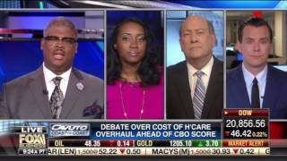 Phillip Discusses the Politics of Healthcare with Charles Payne   FOX BUSINESS