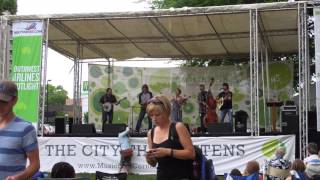 """The Steeldrivers - """"The Reckless Side of Me"""" at Musicians Corner"""