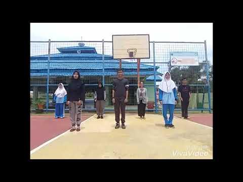 Senam Kreasi XI MIPA B SMA Negeri 2 Kota Bengkulu