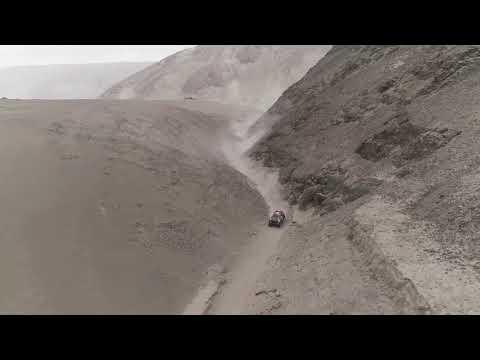Yazeed Alrajhi & Timo Gottschalk at Dakar Rally 2019 (SS 3 & 4)