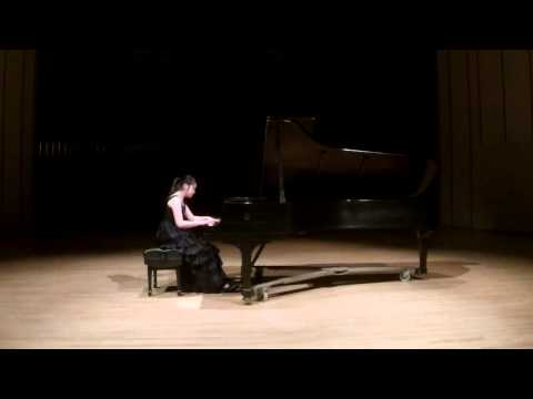 Repertoire performed: Schubert, Piano Sonata D. 960 first movement