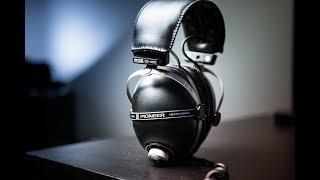 Pioneer SE-405 Review (Vintage Studio Headphones)