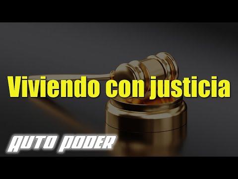 Viviendo con justicia