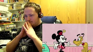 Ranger Reacts: Doggone Biscuits | A Mickey Mouse Cartoon | Disney Shorts