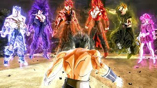 Finally... The CAC Tournament of Power Mod In Dragon Ball Xenoverse 2