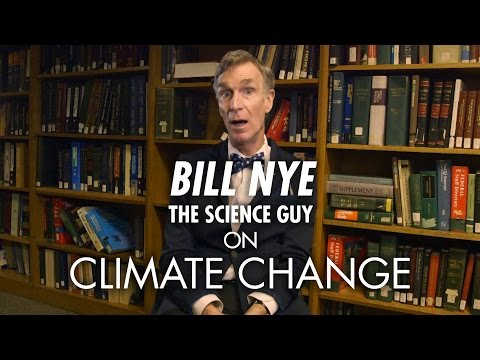 Bill Nye on the Politics of Climate Change