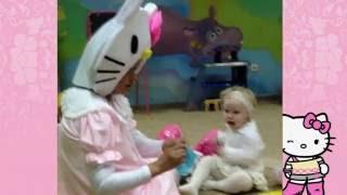 Хелло Китти. Организация детских праздников.