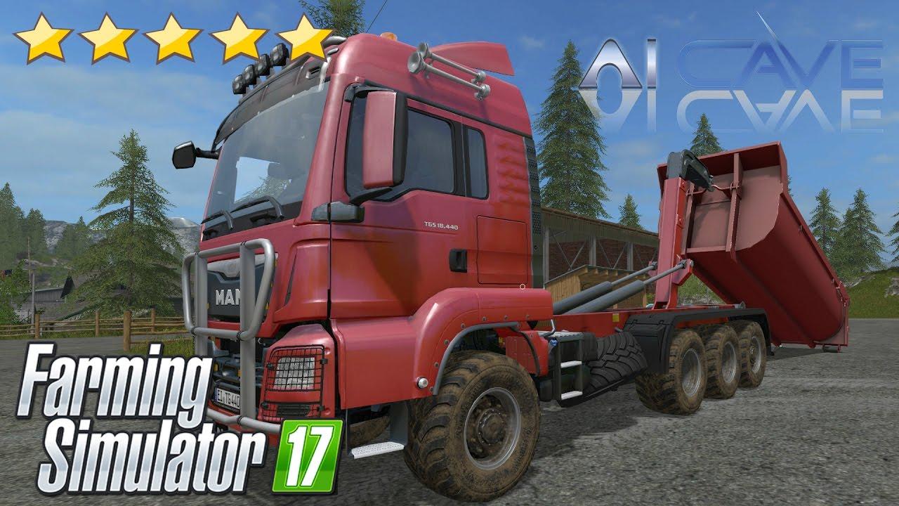 MAN TGS HKL V2 2 mod Farming Simulator 17