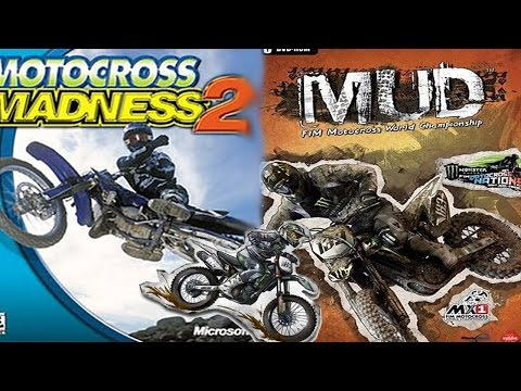 Motocross Madness 2, MUD - FIM Motorcross World Championship - Гонки Всех Времен
