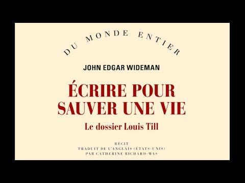 Vidéo de John Edgar Wideman