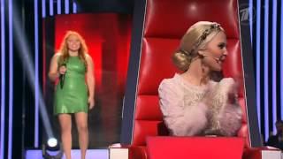Anastasiya Spiridonova Simply the best Golos Pervyj kanal 720