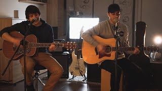 Simple Plan - Welcome To My Life (Acoustic Cover By Dave Winkler & Patrick G)