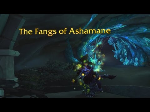 The Story of Fangs of Ashamane