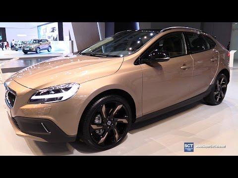 Volvo V 40 Cross Country Хетчбек класса C - рекламное видео 1