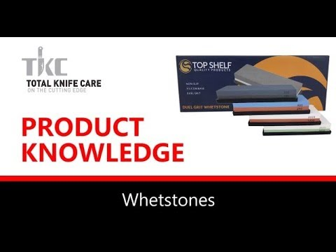 Product Knowledge/Demo - WHETSTONES