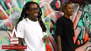 Lil Wayne & Rich The Kid Skateboarding Vlog WSHH Exclusive