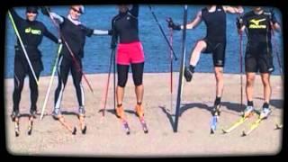 Biathlon Summer training