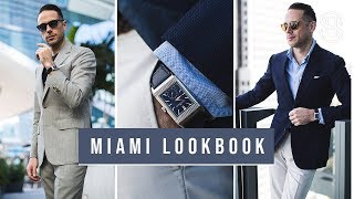 3 Easy Outfit Ideas | 48 Hours In Miami | Mens Outfit Inspiration