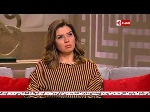 """رانيا فريد شوقي توضح الفوارق بين شخصيتها في """"عوالم خفية"""" وسعاد حسني"""
