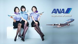All Nippon Airways (ANA) Airbus A380 Tribute + Boarding Music (Full Version)   ANA