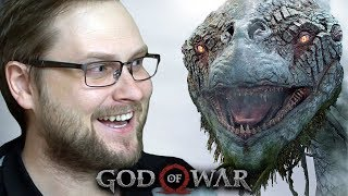 МИРОВОЙ ЗМЕЙ ► God of War #3