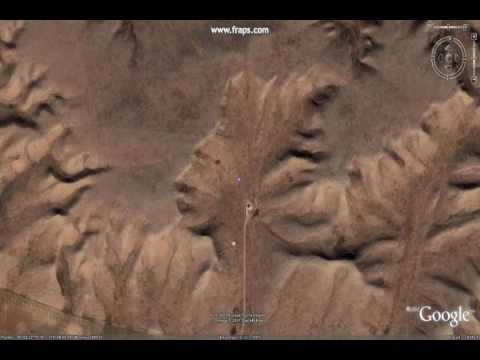 Google Earth's Secret Places
