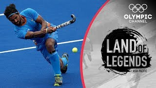 The Incredible Story of India's Formidable place in Hockey | Land of Legends