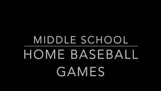 KMS Baseball Video 2