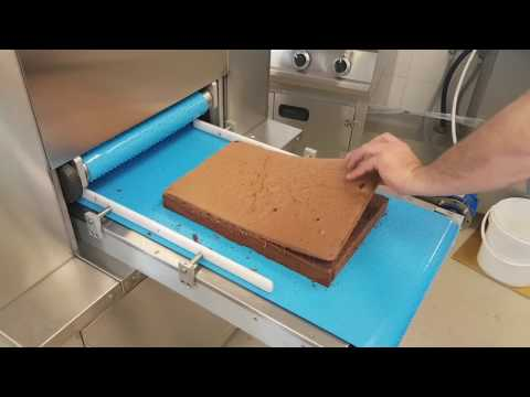 Horizontal Slice Machine for Sponge Cake Model Edge R4