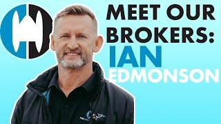 Meet Our Brokers at The Catamaran Company: Ian Edmonson