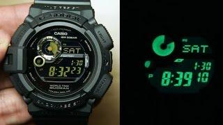 JAM JANGAN PRIA G-SHOCK G-9300GB-1DR