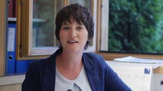 Daniela Forstner - Buchhalterin beim Stanglwirt