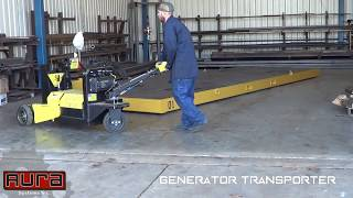 Aura Systems - Generator Transporter