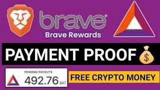 Brave Browser 50 Dollars Payment Proof Bkash App || Best