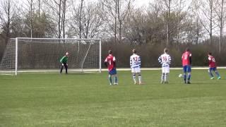 preview picture of video 'Straffräddning - Humble IFK Lidingö P99:1 räddar en straff mot Hvidovre'