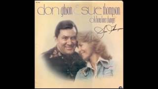Don Gibson & Sue Thompson -  You Still Got A Place In my Heart