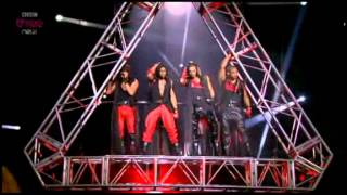 JLS - Outta This World (JLS Sing for Sport Relief)