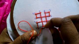 4.Sindhi embroidery ,sindhi tanka,kutch work,gujrati stitch. Concept video for beginner's.