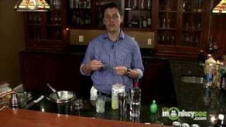 Vodka Drinks - How to Make a Vodka Gimlet