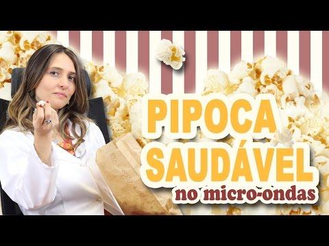 Imagem ilustrativa do vídeo: Como fazer PIPOCA no micro-ondas SAUDÁVEL