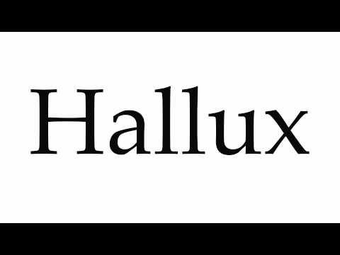 วิธีการหลีกเลี่ยง valgus hallux