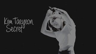 Kim Taeyeon [Girls' Generation] - Secret [FMV]