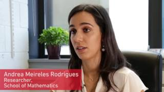 So you want to be a scientist Dr Andrea Meireles Rodrigues DCU