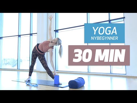 30 min Yoga for nybegynner