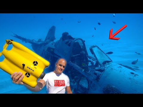 This Under Water Drone Is KING Of The Ocean!