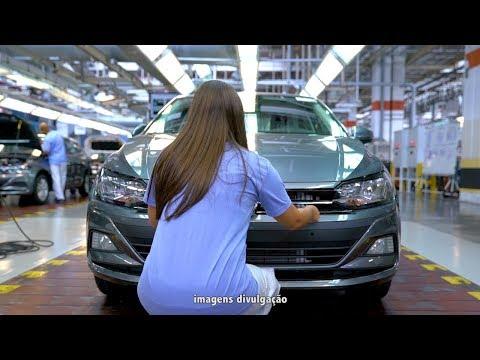 Auto Diário: Volks inicia fabricação do Virtus