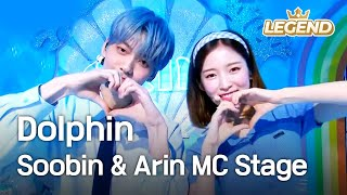 Soobin & Arin MC Stage - Dolphin